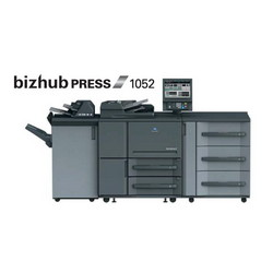 Монохромная система Konica Minolta bizhub PRESS 1052