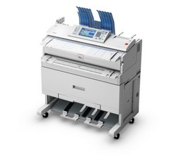 Инженерная система Ricoh Aficio MP W2401