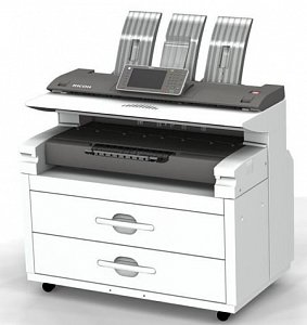 Инженерная система Ricoh MP W8140SP